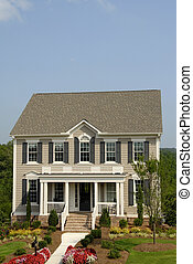 Designer Model Home