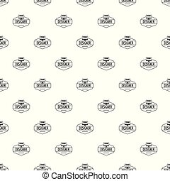 Designer pattern vector seamless repeat for any web design
