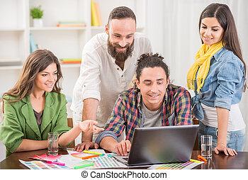 Designer team