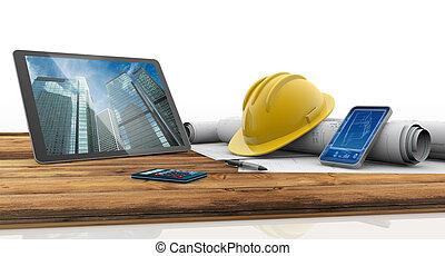 designer's work tools