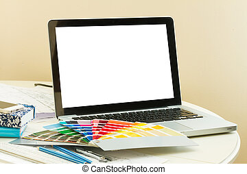 designer's working table