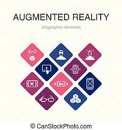 design.facial, opció, elismerés, app, augmented,...
