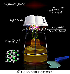 Science background - Designing chemistry innovative...