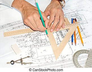 Designing construction