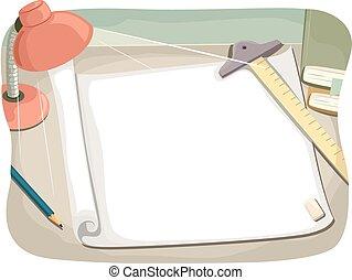 Desk Paper Architect