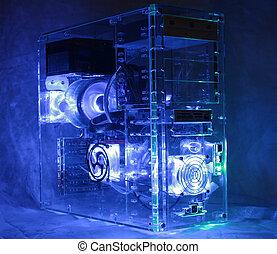 Desktop computer - Custom built desktop computer