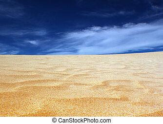Desolate - Desert Scene
