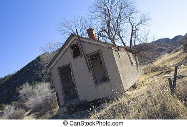 Desolate house