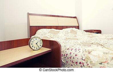 despertador, quarto