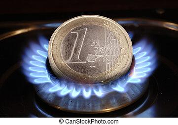 despesa, energia, custo