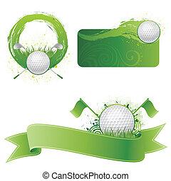 desporto, golfe