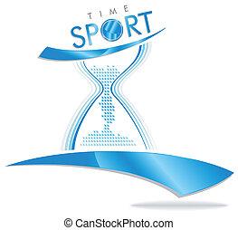 desporto, tempo
