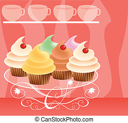 dessert, 12, fondo
