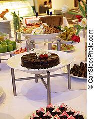 dessert buffet dinner