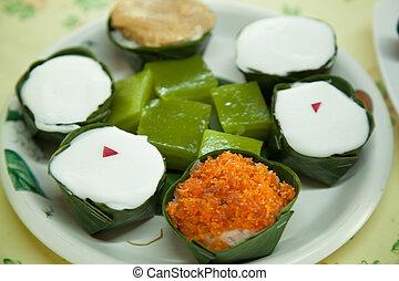 Dessert Thai