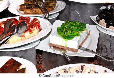 dessert, tijd