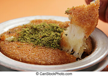 dessert, turco