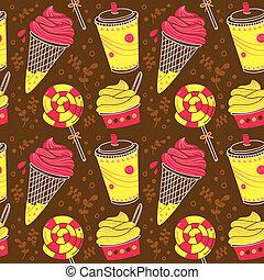 desserts pattern