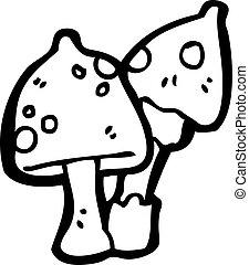 Crapaud dessin anim tabourets - Dessin crapaud ...