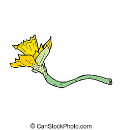 Jonquille fleur abeilles fleur jaune jonquille - Dessin jonquille fleur ...