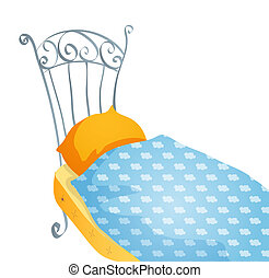 couleur fond blanc dessin anim lit dessin rechercher des illustrations clipart et des. Black Bedroom Furniture Sets. Home Design Ideas