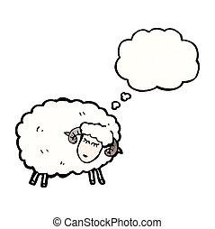 Mouton dessin anim mouton meadow conception dessin - Mouton dessin anime ...