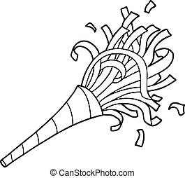 dessin animé, partie horn