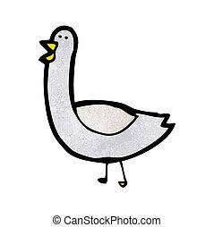 Pigeon dessin anim clip art vectoriel rechercher des dessins et des images graphiques - Dessin pigeon ...