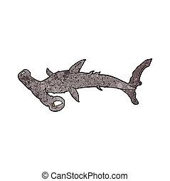 Images photographiques de requin marteau 812 - Dessin requin marteau ...