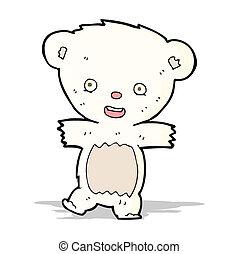 Polaire teddy petit ours dessin anim - Petit ours dessin anime ...