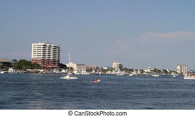 Destin Harbor Boating