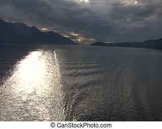 destination, -, alaska, vancouver, passage, voyage, nside