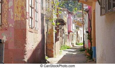 "destination, turc, ayvalik, voyage, maisons, ""traditional, turkey"""