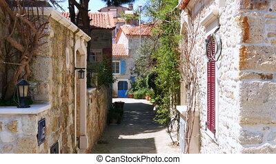 "destination, turc, voyage, maisons, ""traditional, turkey"", foca"