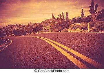 destinazione, arizona