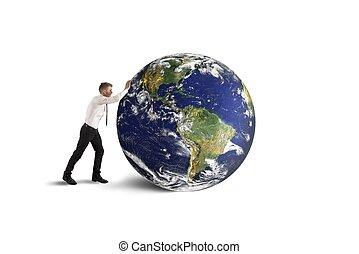 Destruction of the world - Concept of destruction of the...
