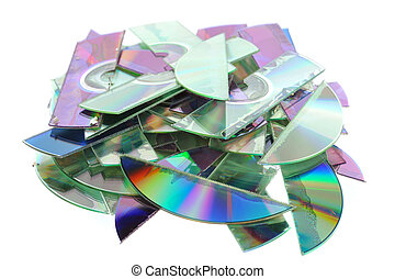 destruido, cds