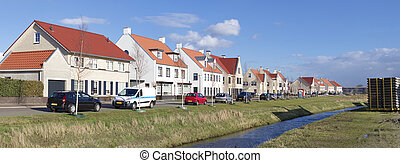detached houses - newly built modern houses in the ...