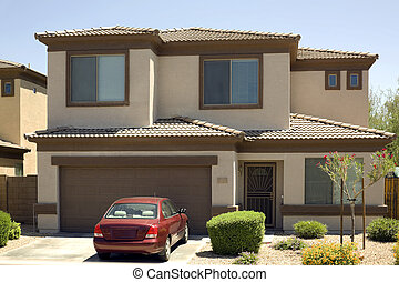 Detached Single Family Home - Modern two-story single family...