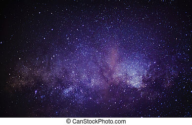 Milky Way - Detail from the Milky Way