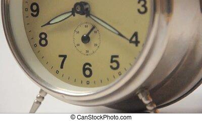 alarm clock - detail of an alarm clock
