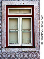 Detail of an old window