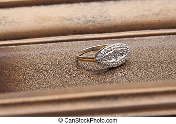 Detail of Antique Ring