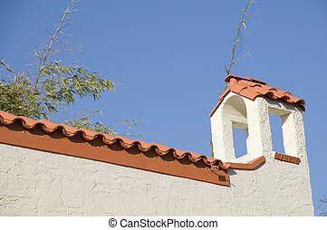 Detail of Architecture in Florida