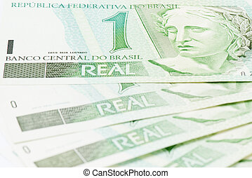 1 BRL currency