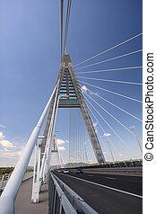 Detail of bridge (Hungary)