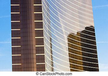 detail of casino, Las Vegas, Nevada, USA
