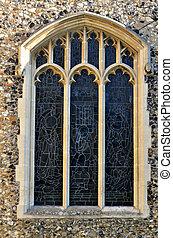 Detail of Church Window