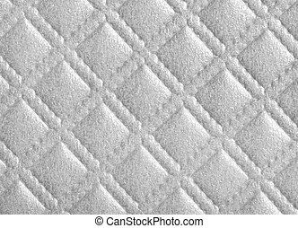 detail of  diamond pattern texture