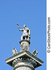 Duke of Marlborough victory column
